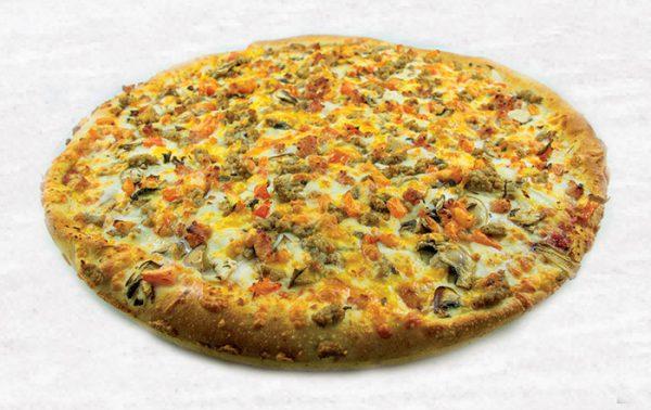 Pizza Class 8
